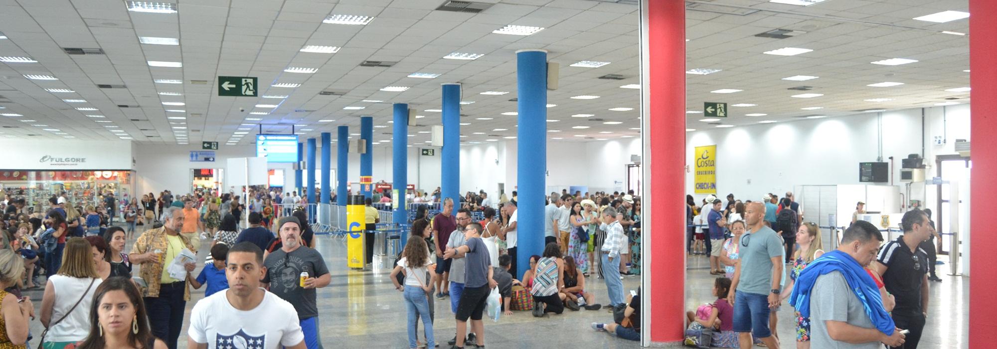 Principais Portos de Cruzeiro do Brasil