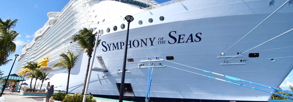 Symphony of the Seas, o maior do mundo