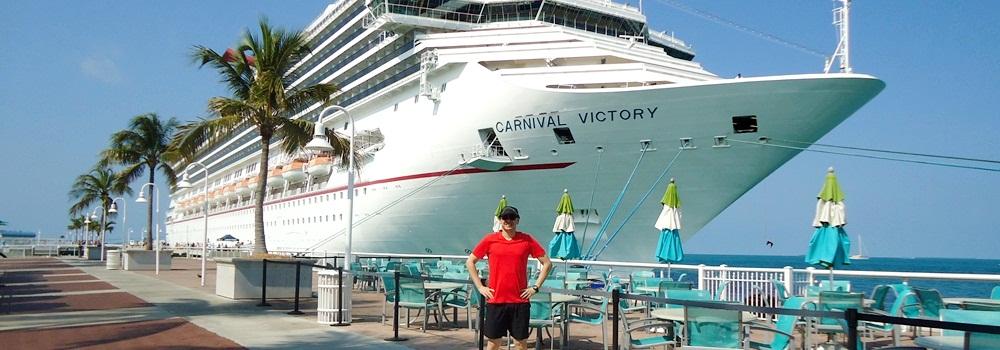 Cruzeiro pelo Caribe a bordo do Carnival Victory