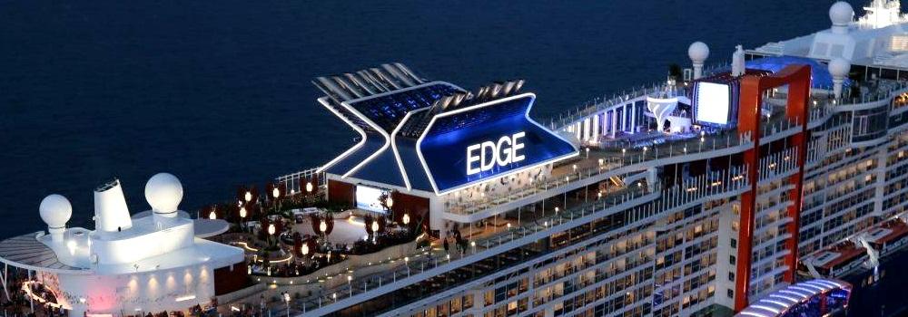 Celebrity Edge, o novo design dos cruzeiros