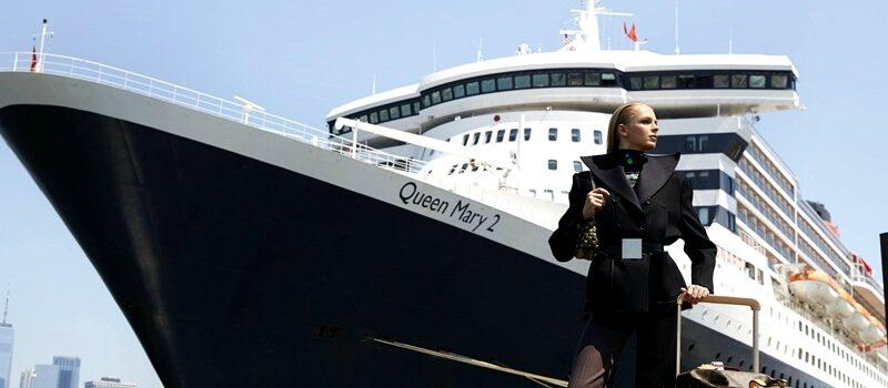 Queen Mary 2, o maior transatlântico do mundo