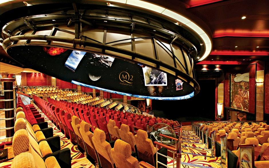 Illuminations Theatre / Planetarium