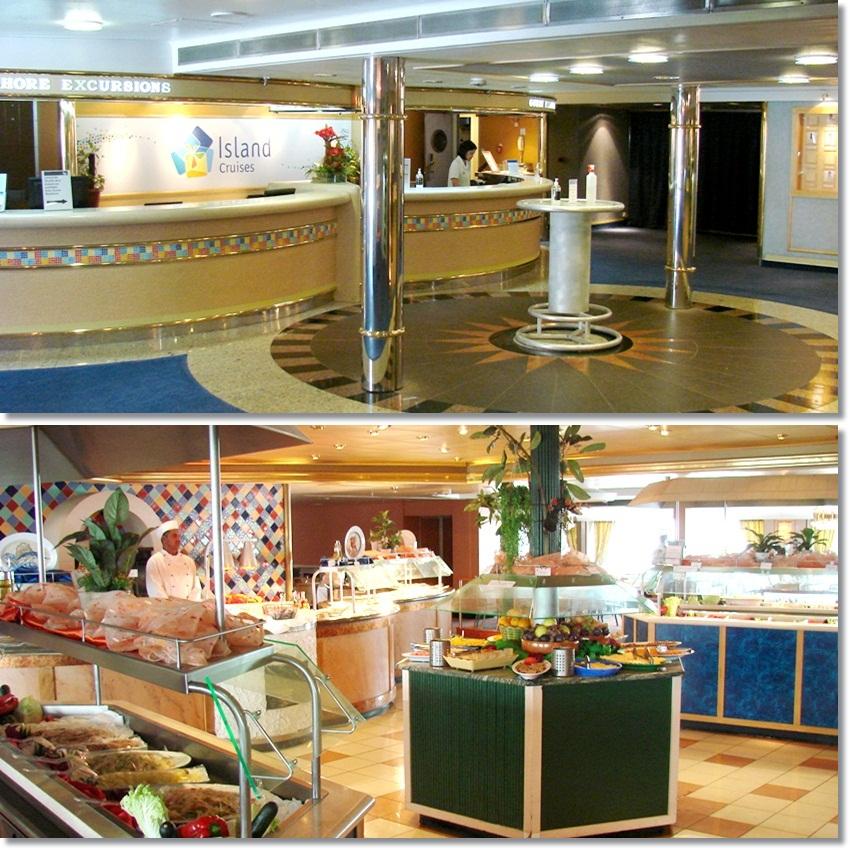 Guest Relations - Beachcomber Restaurant