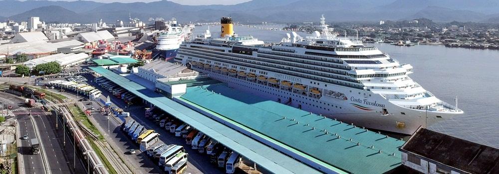 Embarque no Porto de Santos (Concais)