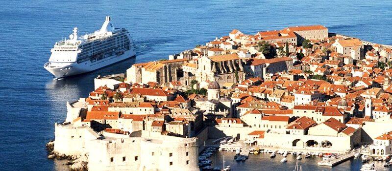 Cruzeiro em Dubrovnik (Croácia)