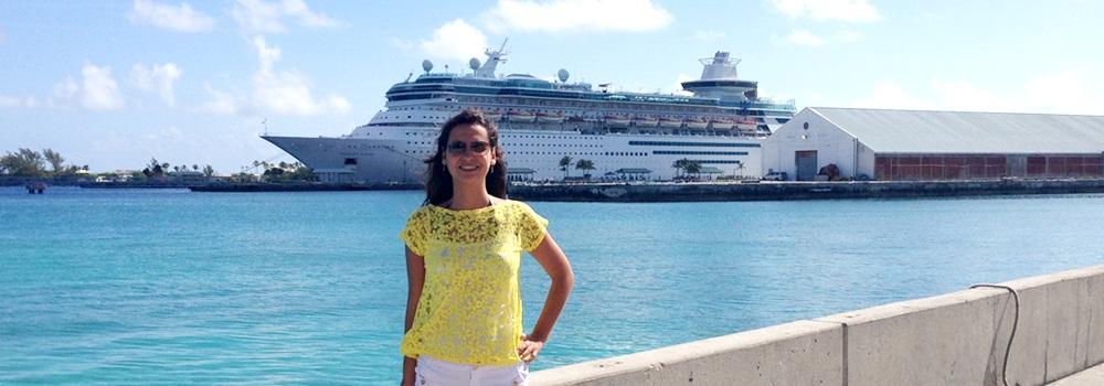 Cruzeiro pelas Bahamas a bordo do Majesty of the Seas
