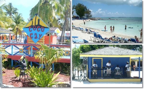 Cococay - Ilha particular da Royal Caribbean