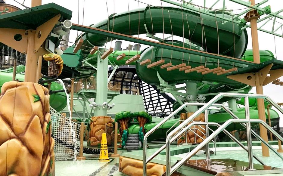 Wild Forest Aquapark