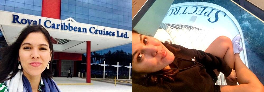"Bate-papo com a ""Crew Administrator"" Lara Lews"