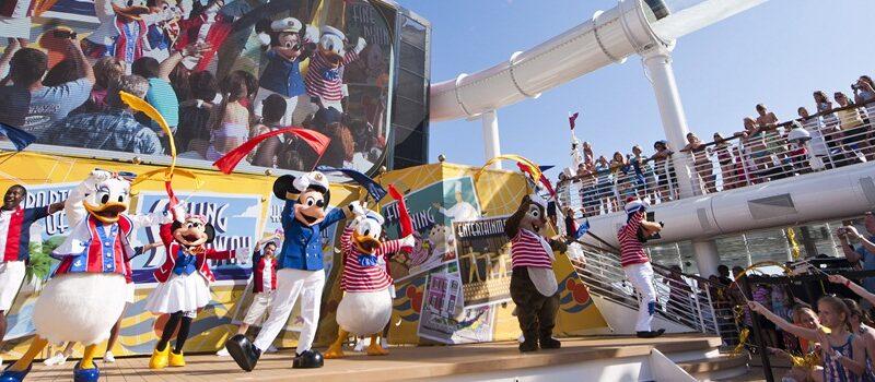7 informações sobre os cruzeiros Disney