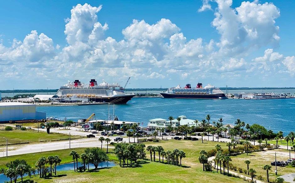 Disney Dream e Disney Wonder