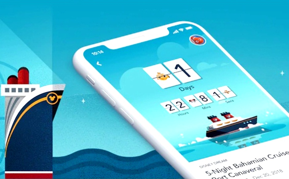 App Disney Cruise Line Navigator