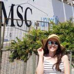 Ju Rezende - MSC Fantasia