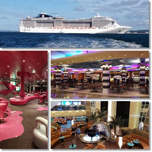 MSC Fantasia - cruzeiro Argentina e Uruguai