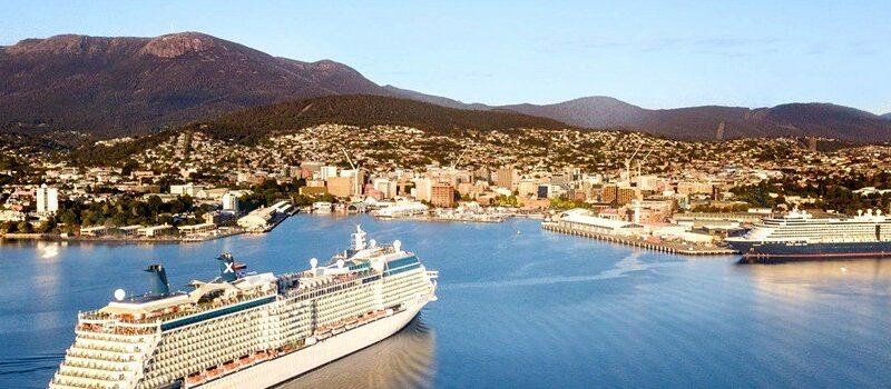 Cruzeiro em Hobart (Tasmânia/Austrália)