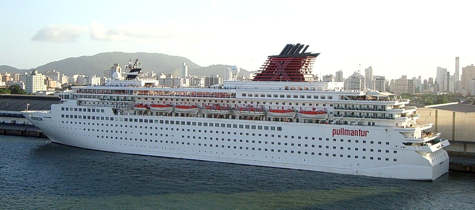 Horizon (Pullmantur Cruceros) em Santos