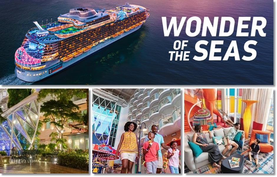 Wonder of the Seas 2022