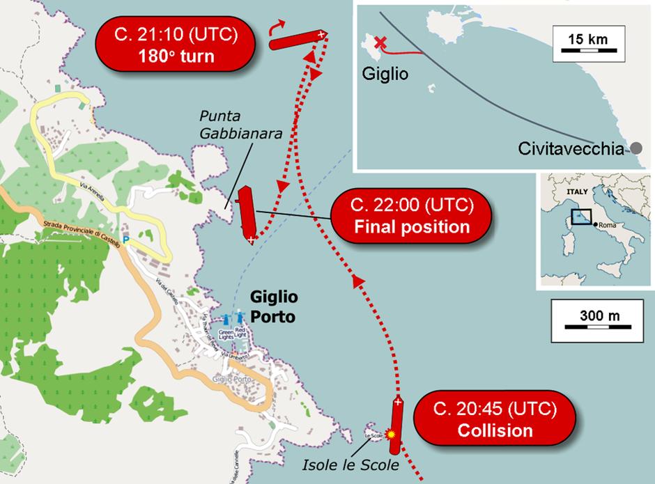 Acidente do Costa Concordia