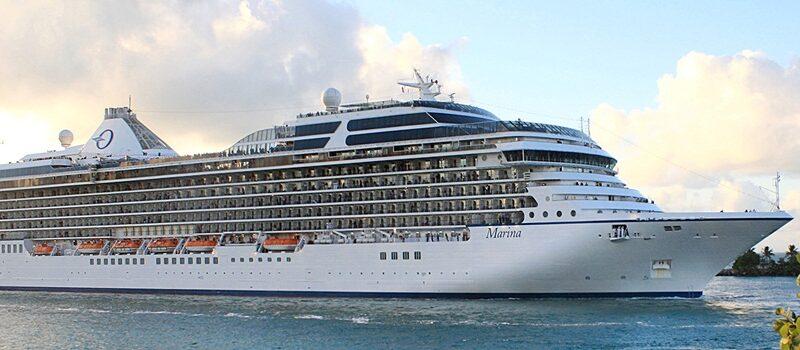 Oceania Marina, sofisticação e elegância