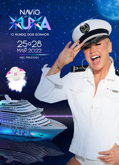 Navio da Xuxa