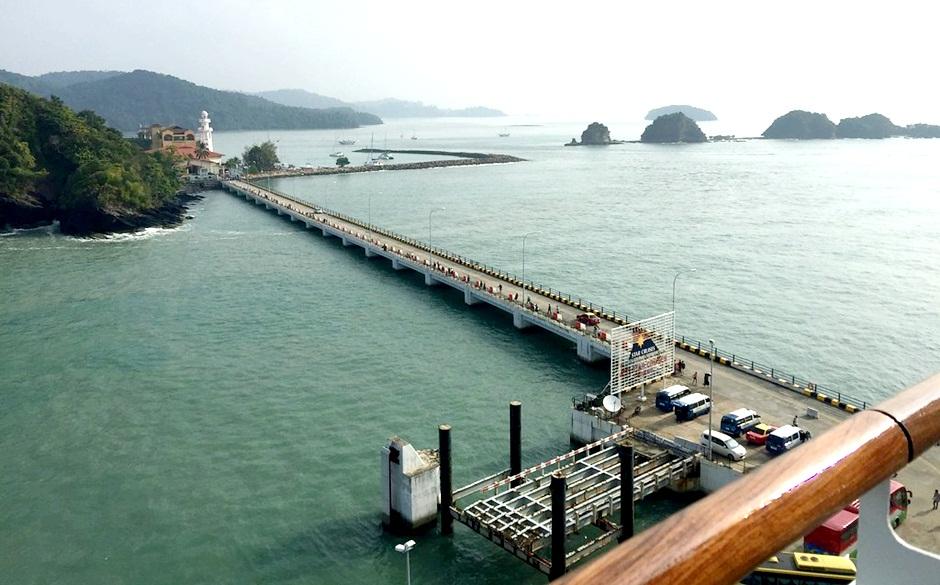 Porto Malai – Langkawi Cruise Port