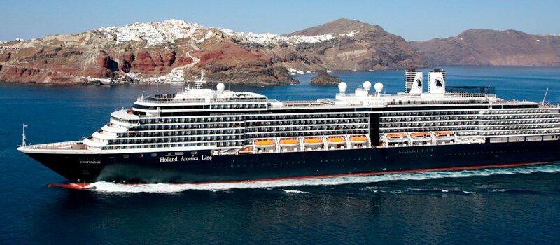 Westerdam, o cruzeiro moderno e elegante
