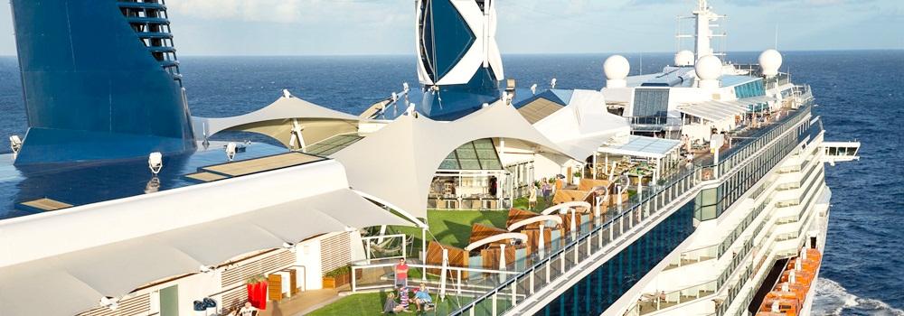 Por dentro da Classe Solstice (Celebrity Cruises)